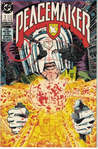 Peacemaker #1 NM 1988 DC 1st Mini Series Suicide Squad 2 HBO John Cena Charlton
