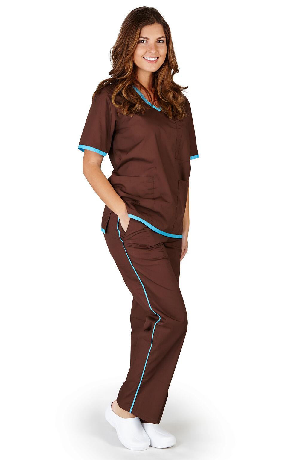 Petite nurse scrubs #8