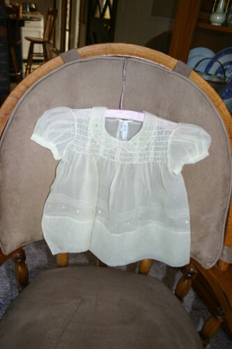 BABY DRESS WITH HANGER