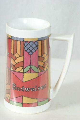 Budweiser Beer - Plastic Mug Thermo-Serv