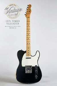 1975 Fender Telecaster Vintage Guitar