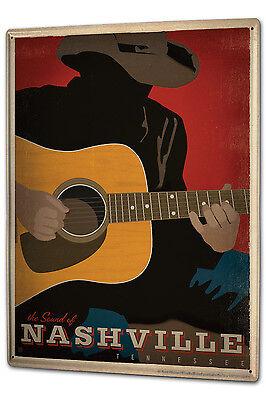 weh Stadt Gitarrenspieler Nashville (Stadt Dekoration Spiele)