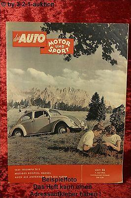 AMS Auto Motor Sport 14/56 Auto Motor Sport Triumph TR3