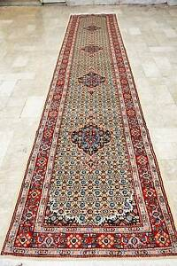 SUPERB QUALITY SILKINALID HAND WOVEN PERSIAN BIRJAND RUNNER RUG Mona Vale Pittwater Area Preview