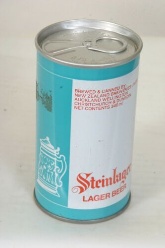 Steinlager Lager Beer Can