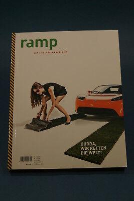 Ramp Auto Kultur Magazin Nr. 9 Hurra, wir retten die Welt ! (Ramp-auto)