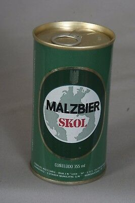 Malzbier Skol Beer Can - 12oz