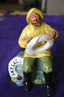 Royal doulton THE BOATMAN Ferntree Gully Knox Area Preview