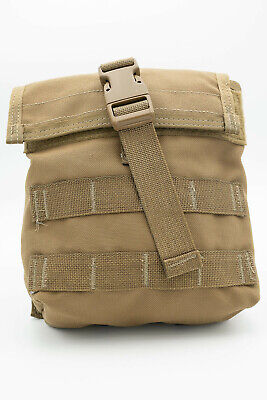 SAW POUCH US Military Coyote NEW 200 Round SAW / Utility with Insert