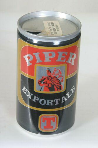 Piper Export Beer Can flat top