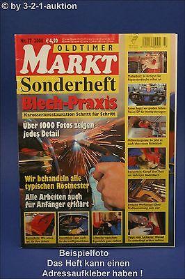 Oldtimer Markt Sonderheft Nr.37 Blech Praxis