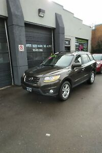 2011 Hyundai Santa Fe Limited 3.5 AWD, SUNROOF, LEATHER, HEATED
