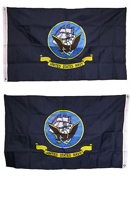 12x18 Nautical Boat Flag Yacht Ensign Double Sided 220D Premium FAST USA SHIP