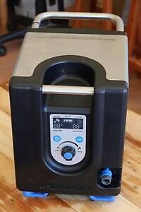 camp shower, gas portable for camping aquacube logic lithium Bicheno Glamorgan Area Preview