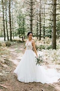 Robe de mariée Mikaella