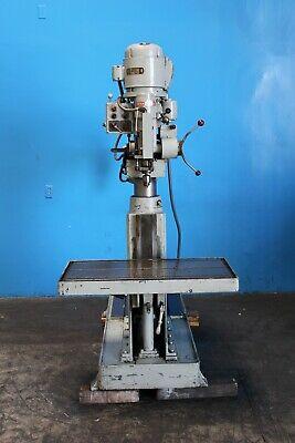 4 Arm X 6 Column Johansson 60 Radial Arm Drill Press