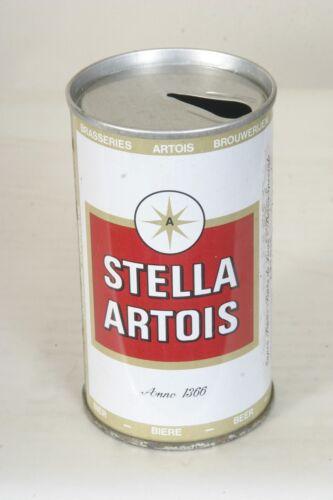 Stella Artois Beer Can - Straight Steel