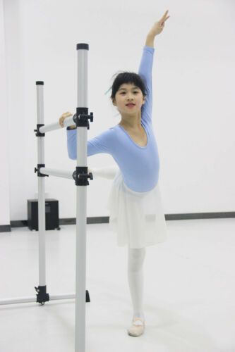 Ballet Barre Yoga Stretch Fitness Dance Bar Pole Portable Freestanding with BAG