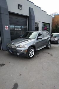 2010 BMW X5 xDrive35d, DIESEL, PANO ROOF, EXECUTIVE OWNED!