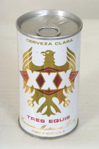 Cerveza Clara XXX Beer Can - Straight Steel