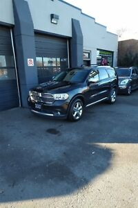 2012 Dodge Durango Citadel AWD, BEAUTIFUL MACHINE, ITS GOT IT AL