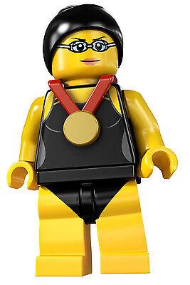 LEGO® Minifiguren 8831 Serie 7  - Schwimmchampion