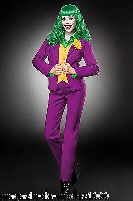 Lady Joker Kostümset