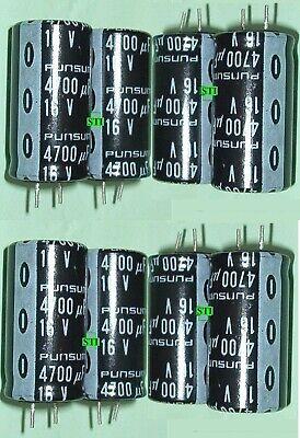 Nichicon UFW Audio Grade Electrolytic Capacitor 10uF @ 63V 20/% Tolerance