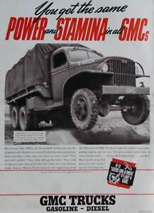 NOS PARTS FOR MILITARY WWII GMC CCKW 6X6 TRUCK FOR SALE | Truck