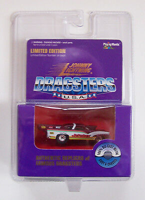 Johnny Lightning Dragsters USA (Jukebox) dragcar, sealed MIB