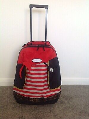 Sammies By Samsonite Pirate Suitcase Luggage