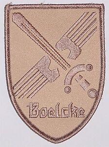 Luftwaffe Aufnäher Patch JaBoG 31 Boelcke Jagdbombergeschwader 31 ........A2705K