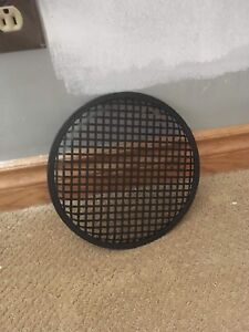 Sub woofer grill