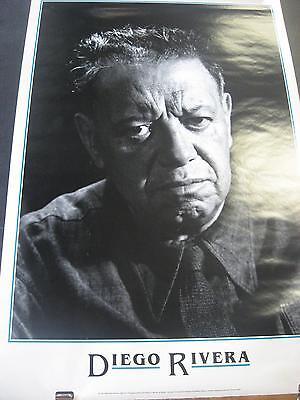 1989 Diego Rivera Vintage Pomegranate Poster Pbx575