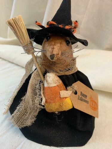 Witch/Halloween/Mouse/Farmhouse/Grunged/Fall