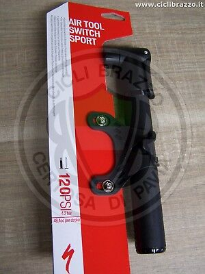 Specialized Air Tool Switch Sport Pompa a mano Black