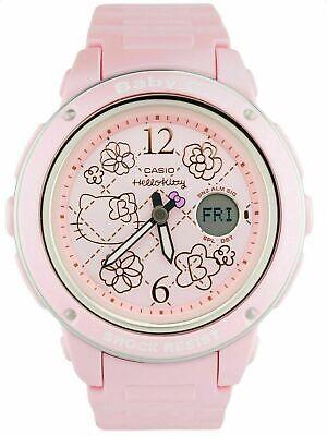 Casio  Baby-G x Hello Kitty Limited Models Pink Watch BGA150KT-4B