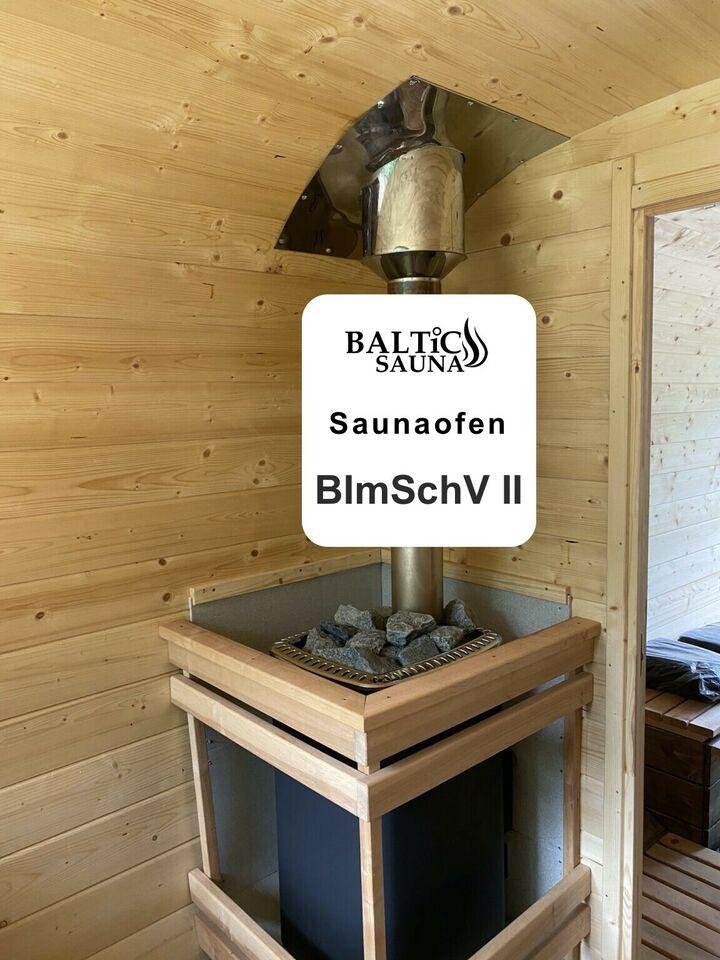 "Baltic-Sauna-Außensauna, Panoramasauna ""Sibirian Dream"" - L 4 m in Witten"