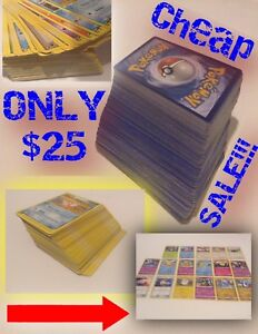GIANT OLD SCHOOL POKEMON STACK!!! NEED GONE!!!