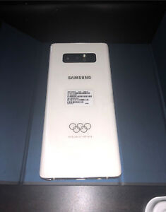 Samsung Galaxy Note8 2018 Limited Olympic Edition