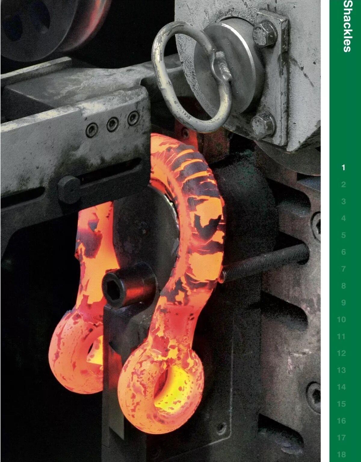 Van Beest 7//8 Screw Pin Shackle 85,800 lb