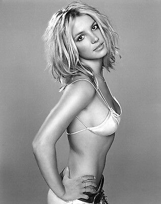 Britney Spears Unsigned 8x10 Photo (20)