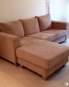 BARGAIN! 3 Seater Sofa with Chaise Shellharbour Shellharbour Area Preview