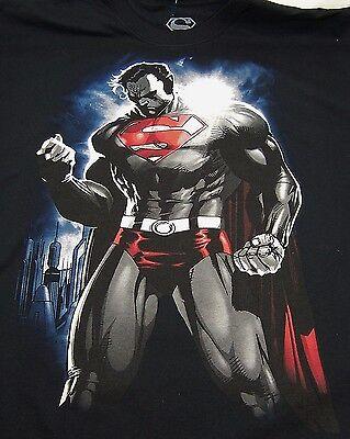 2 Superman DC Comics T-Shirt Men's XL NEW