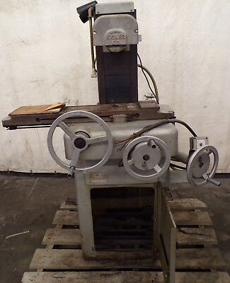 K.o. Lee 6 X 13 Manual Surface Grinder Pn S714rf Serial No. 19014-kd