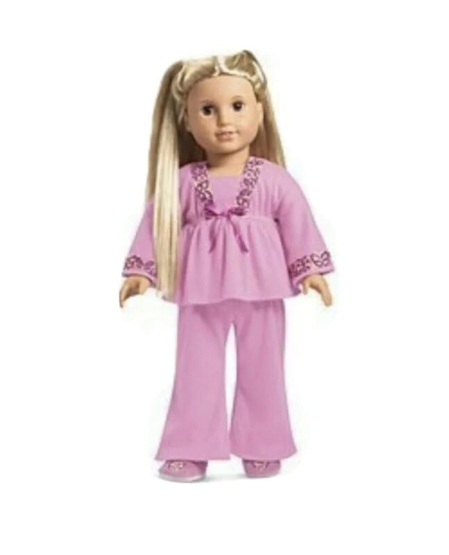 New In Box American Girl Doll Julie