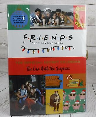 Friends The TV Show Advent Calendar 25+ Friends Themed Gifts New Sealed