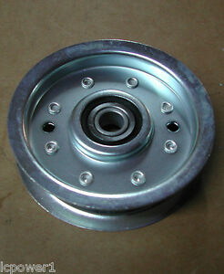 2915-Flat-Idler-Pulley-Replaces-Murray-23339-4-X-1-2-Noma-40501-Oregon-34-022