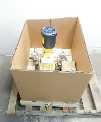 Milton Roy Mrb21r12s5appnn4yy Metering Pump 77.9080.80gph 230460v