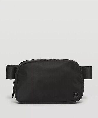 NWT Lululemon Everywhere Belt Bag Black